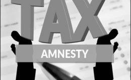 حکومت کا 2 سال میں تیسری ایمنسٹی اسکیم دینے پر غور