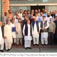 Appreciation Ceremony for Alkhidmat Corona Heroes