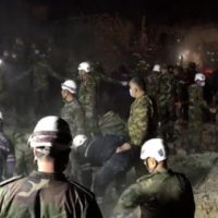 Armenia Bissile Attack