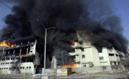 سانحہ بلدیہ: رحمان بھولا اور زبیر چریا نے سزا کیخلاف اپیل دائر کر دی