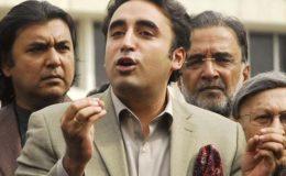 حکومت کی الٹی گنتی شروع ہو گئی، اب عمران خان کو گھر جانا پڑے گا، بلاول بھٹو زرداری