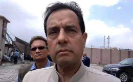 مسلم لیگ ن کے رہنما کیپٹن صفدر کیخلاف بغاوت کا مقدمہ درج