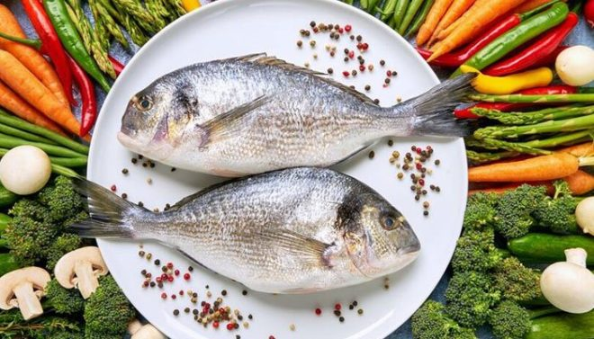 مچھلی کھانے کے فوائد جانیے