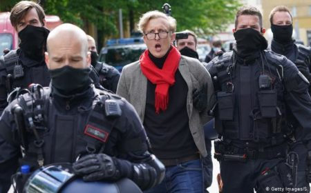 جرمنی: کورونا کے پھیلاؤ کے سبب پابندیاں سخت تر