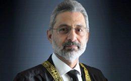 قاضی فائز کیخلاف صدارتی ریفرنس غیر آئینی قرار، سپریم کورٹ کا تفصیلی فیصلہ جاری