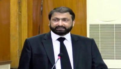 Justice Qasim Khan