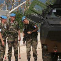 Libanon Nakura -Soldaten