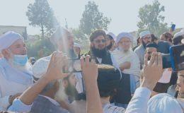 فرانس کے کافروں نے مسلمانوں کے دل چھلنی چھلنی کر دئیے ہیں، او آئی سی فرانس سے سوشل بائیکاٹ کا اعلان کرے۔ مولانا حامد الحق