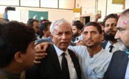پولیس سے جھگڑے پر گرفتار لیگی رہنما نہال ہاشمی اور بیٹوں کی ضمانت منظور