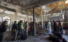 پشاور دھماکا: مسجد میں دینی تعلیم کا سلسلہ عارضی طور پر معطل