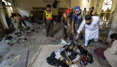 Peshawar Blasts