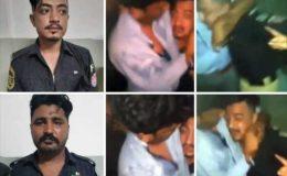 پولیس سے جھگڑے اور تشدد پر نہال ہاشمی دو بیٹوں سمیت گرفتار، مقدمہ درج