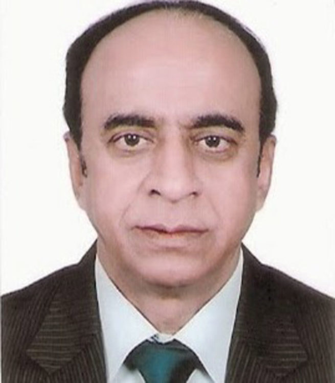 Prof Abul Kalam Qasmi