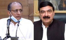 مولانا عادل قتل کیس: سندھ حکومت کا شیخ رشید کو شامل تفتیش کرنے کا مطالبہ