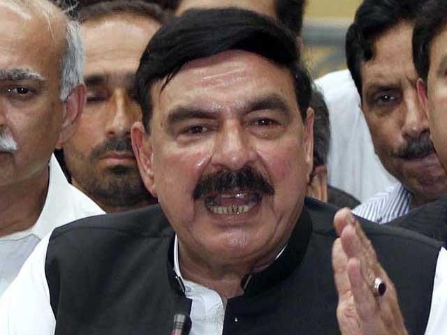 اپوزیشن کل کی بجائے آج ہی استعفے دے، حکومت الیکشن کرانے کو تیار ہے، شیخ رشید