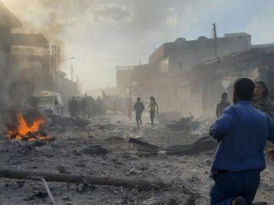 Syria Blast