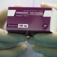 Ägypten Keiro - Coronavirus - Medikament Remdesivir