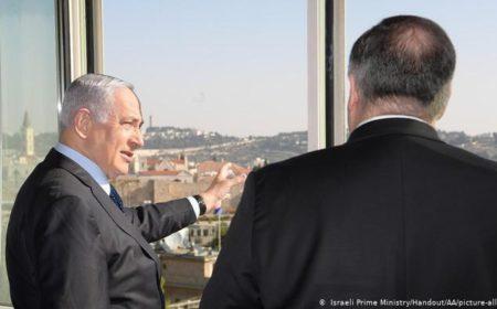 تاریخ میں پہلی مرتبہ اسرائیلی وزیر اعظم اور موساد کے سربراہ سعودی سرزمین پر