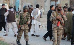 چارسدہ میں حساس ادارے کے دفتر پر حملہ کی کوشش ناکام