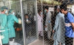 پاکستان میں کورونا کی دوسری لہر کے دوران ایک روز میں ریکارڈ 59 ہلاکتیں