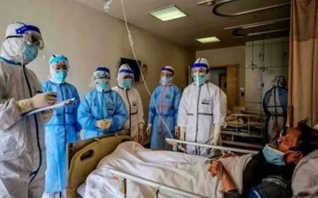 پاکستان میں کورونا کے مزید 45 مریض دم توڑ گئے