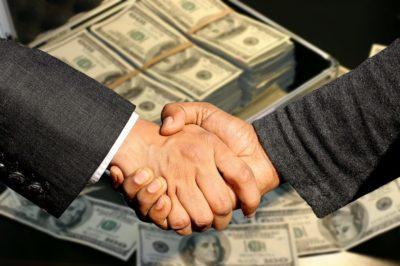 Corruption - Wealth
