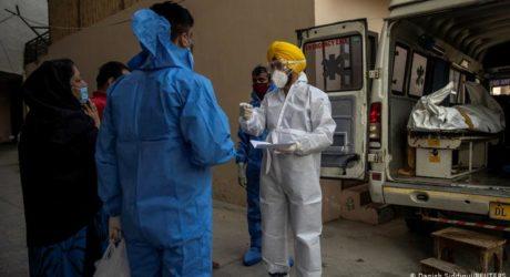 نئی دہلی کے ہسپتالوں میں فوجی ڈاکٹر اور نرسیں تعینات