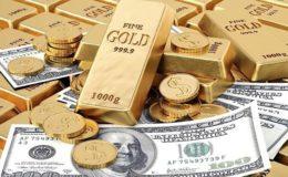 ڈالر کے مقابلے میں روپیہ مزید مستحکم، سونے کی قیمت میں بڑی کمی