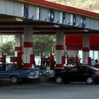 Iran Petrol Pump Explosion