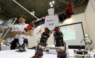 سماجی سطح پر دوری، اب روبوٹ ممکن بنائے گا