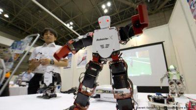 Japan Robovie Roboter