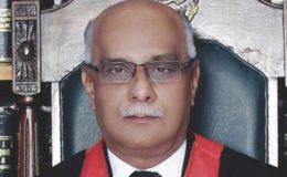 چیف جسٹس پشاور ہائیکورٹ جسٹس وقار احمد سیٹھ کورونا کے باعث انتقال کر گئے