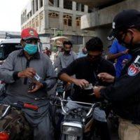 Karachi Masks Fines