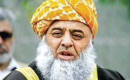 حکومت ناکام، فوری شفاف انتخابات کرائے جائیں، فضل الرحمن