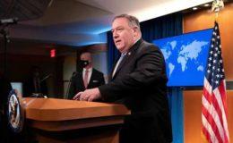 ایران سے متعلق امریکی پالیسی مسلمہ ہے: پومپیو