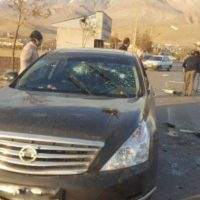 Mohsin Fakhrizada Murder