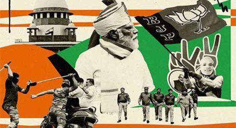 دی اکانومسٹ نے بھارتی چہرے سے جمہوریت کا مصنوعی نقاب نوچ ڈالا