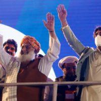 PDM, Peshawar Rally