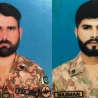 Pak Army Soldiers