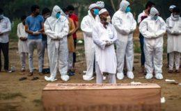 پاکستان میں کورونا مزید 48 افراد کی جان لے گیا