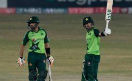 زمبابوے کو شکست؛ ون ڈے کے بعد ٹی 20 سیریز بھی پاکستان کے نام