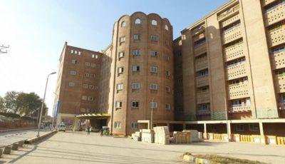 Peshawar Khyber Teaching Hospital