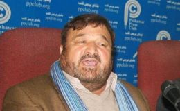 خیبرپختونخوا کے سابق وزیراعلی پیر صابر شاہ میں کورونا وائرس کی تصدیق