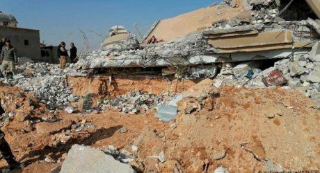 شام: اسرائیلی حملے میں متعدد پاکستانی جنگجو ہلاک