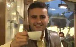 ٹی ازفنٹاسٹک ؛ ترکی کے معروف شیف کو بھی پاکستانی چائے بھا گئی