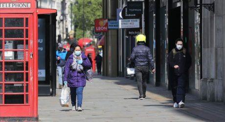برطانیہ کو کورونا وائرس کی تیسری لہر کے خطرے کا سامنا ہے، وزیر خارجہ