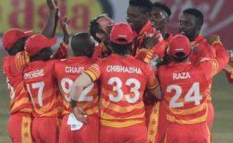 تیسرا ون ڈے؛ زمبابوے نے پاکستان کو سپر اوور میں شکست دیدی