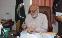 ایڈیشنل ڈائریکٹر خلیفہ گل نواز اسپتال بنوں ڈاکٹر محمد فاروق کورونا سے جاں بحق