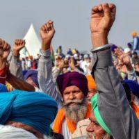 India Farmers Strike
