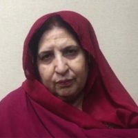 Kalsoom Parveen